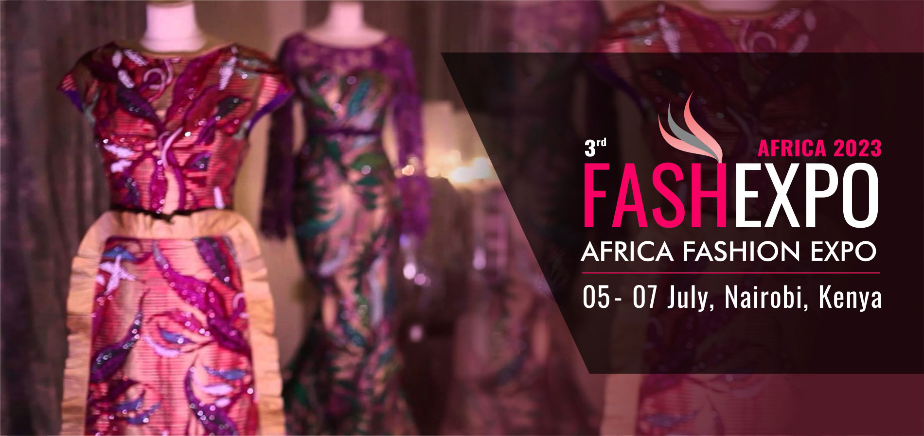 Fashexpo Kenya 2021 Fashexpo Africa Textiles Kenya Fashion Textiles And Garments Exhibition International Fashion Exhibition