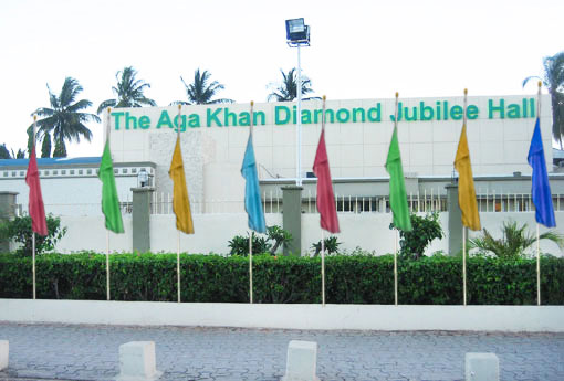 Diamond Jubilee Hall