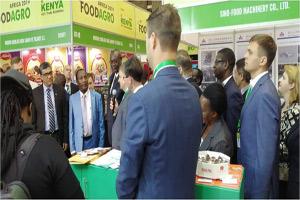 FOODAGRO KENYA INDUSTRY MEET AT KICC, NAIROBI OPEN TODAY | Afrotrade